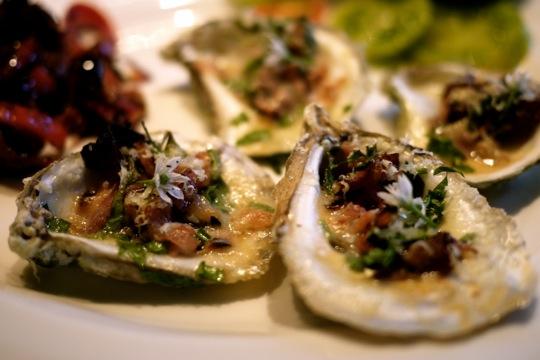 Huîtres crues, huîtres cuites… huîtres cruites?