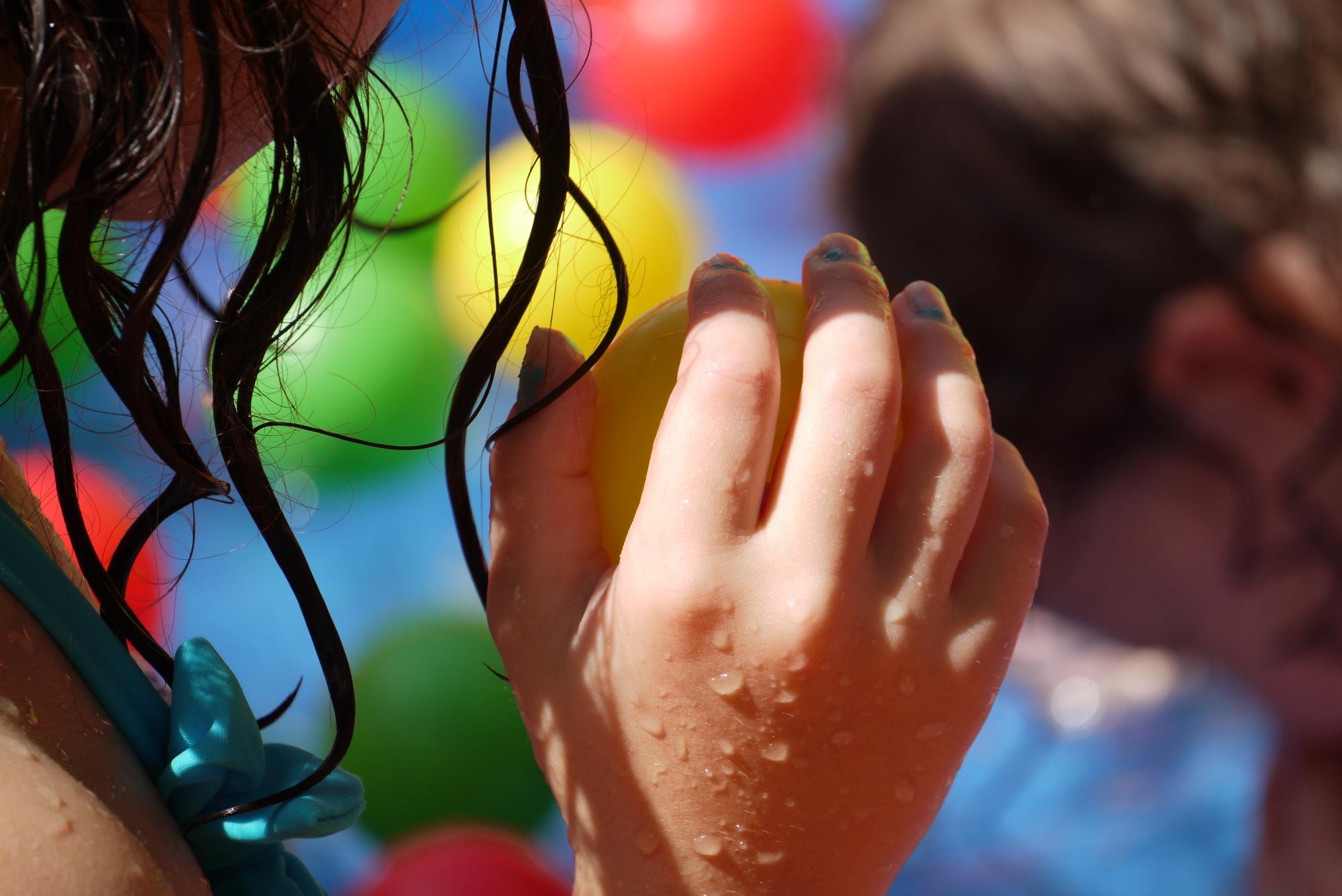 Jeux d'eau gonflables: à retenir pour les anniversaires d'été!