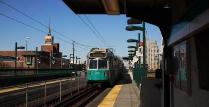 Le métro de Boston, appelé le «T»... une aventure en soi!