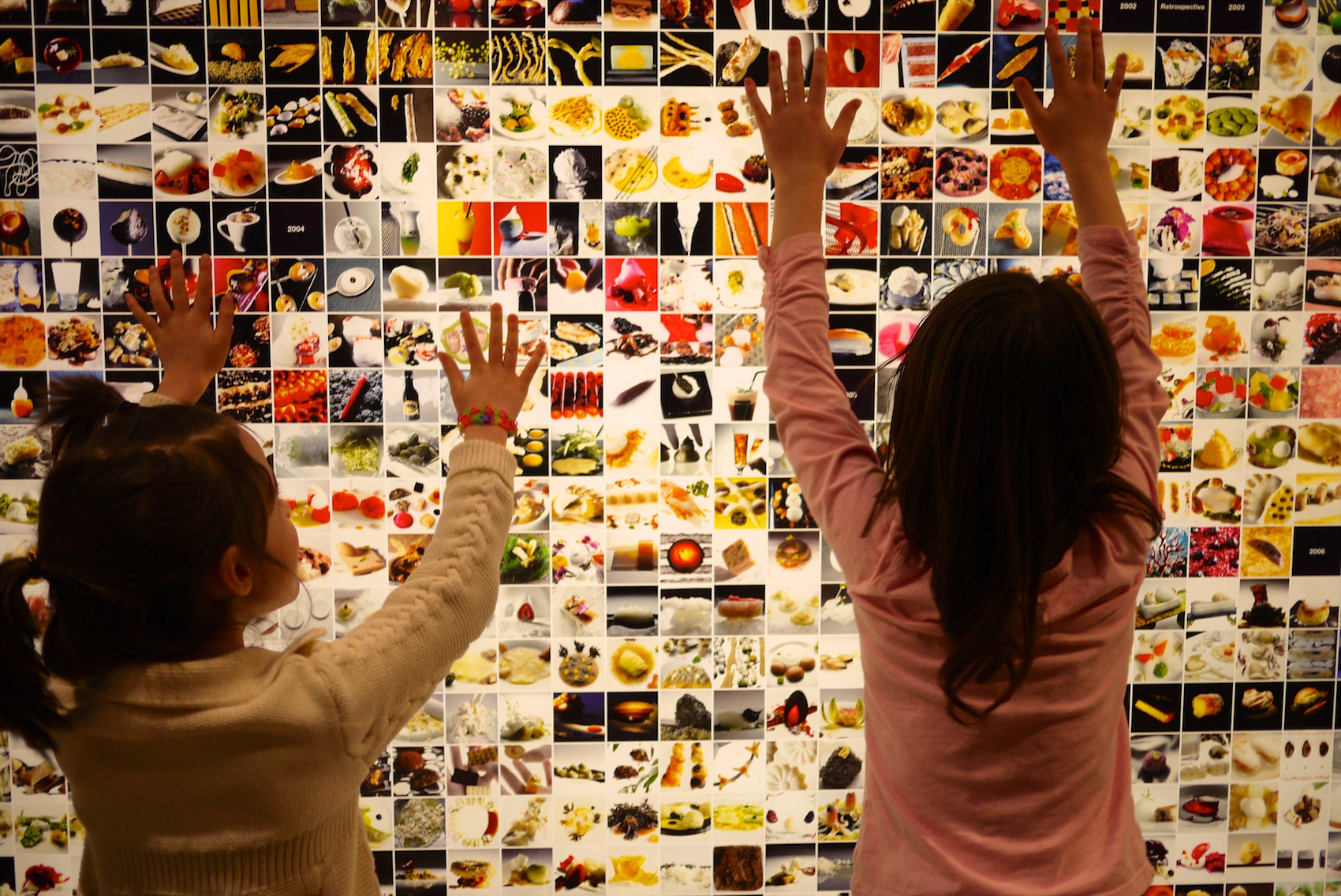 Les filles plongent dans la cuisine moléculaire de Ferran Adrià!