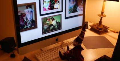 Photobooth: un logiciel taillé sur mesure pour les lutins.