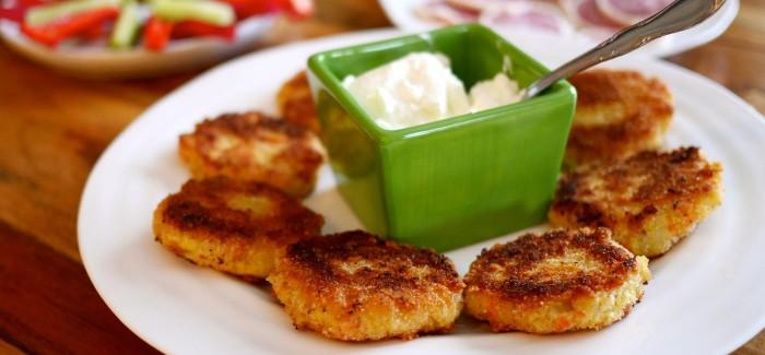 Croquettes de pommes de terre au saumon fumé: un remix de lendemain de party