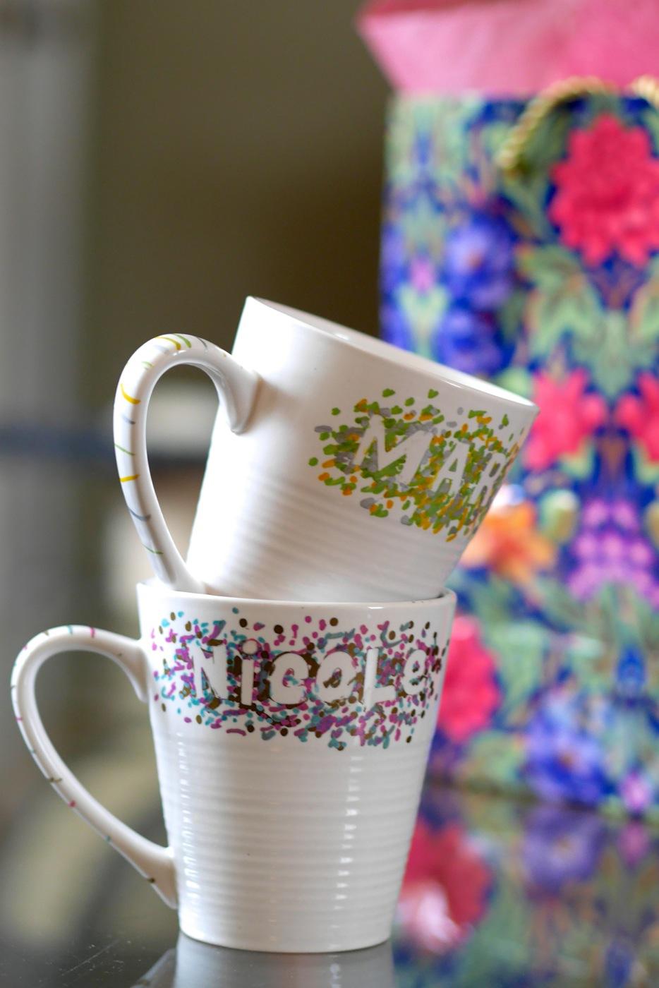 Tasses pour grands-parents