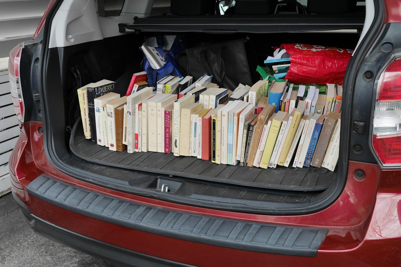 Livres retrouvés