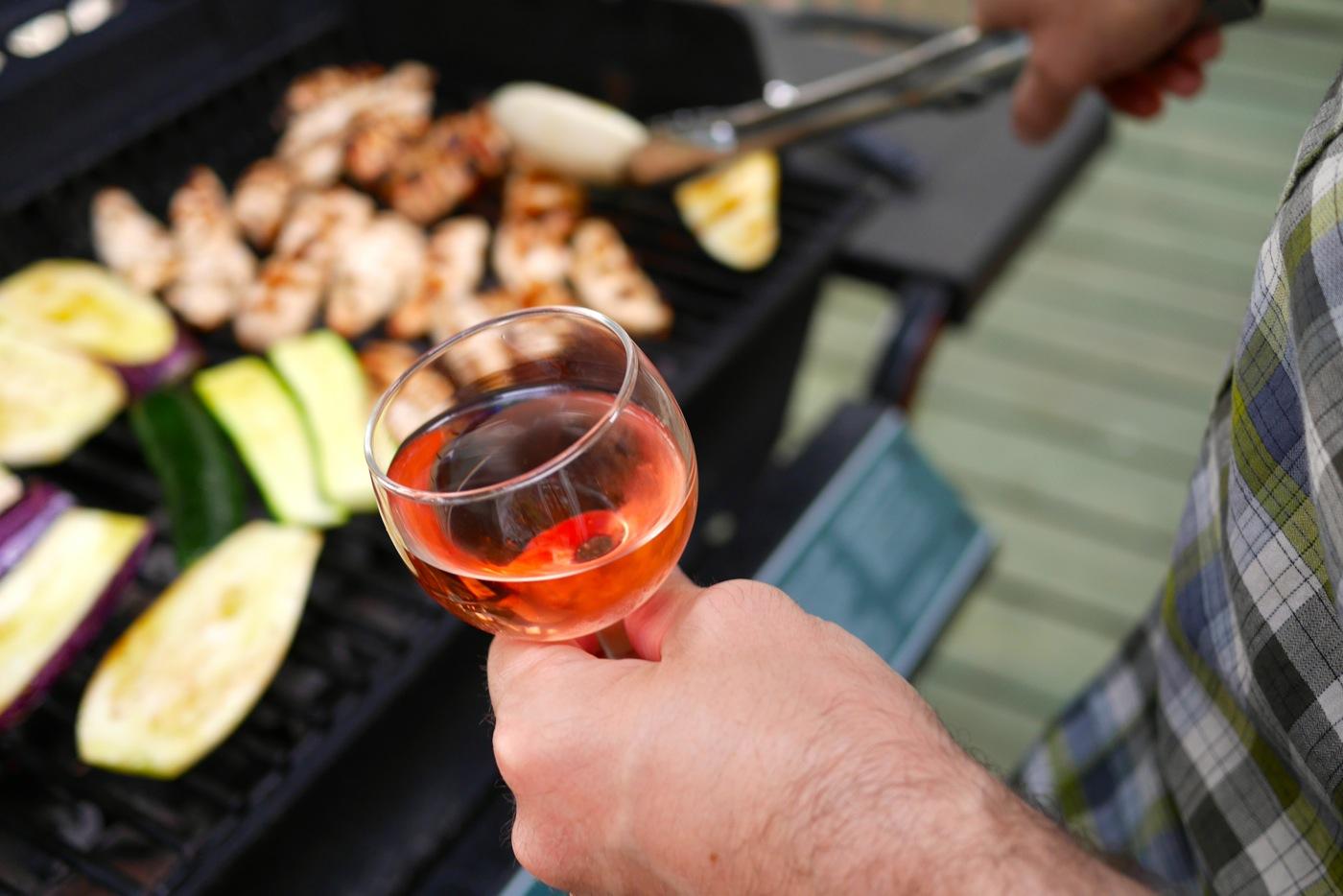 Premier barbecue de l'été