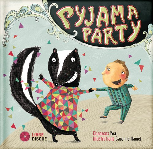 Pyjama Party: un album festif... et un spectacle qui promet!