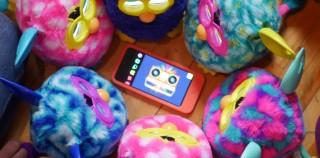 Anniversaire Furby Boom: une fête pour les enfants, par les enfants!