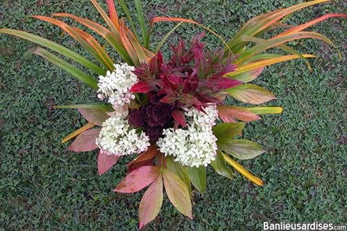 Bouquets d 39 automne banlieusardises - Bouquet d automne ...