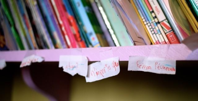 Classement d'une bibliothèque d'enfant: tasse-toi de là, Dewey!