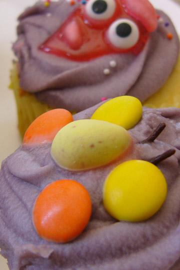 Cupcakes de Ricardo (et des Peccadilles)