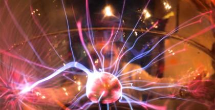 Le plasma globe: un classique des musées de science et toujours un succès!