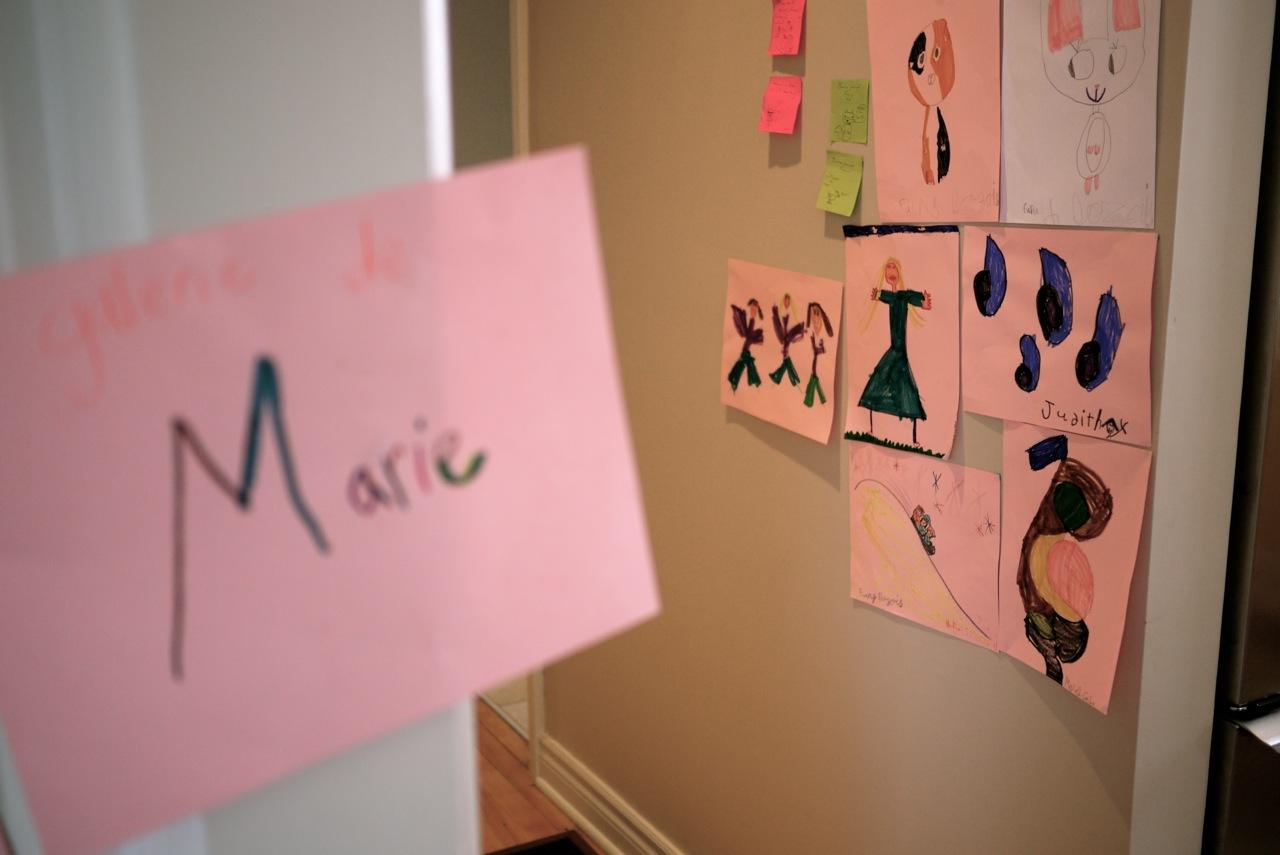 La Galerie de Marie.