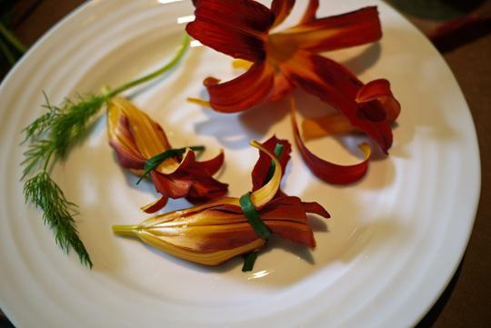 Des fleurs pour l'Épicerie…