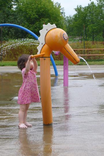 Appel à tous: mettons les jeux d'eau du Québec «sur la map»