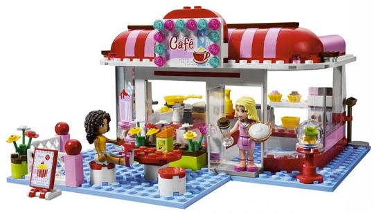 LEGO et les filles