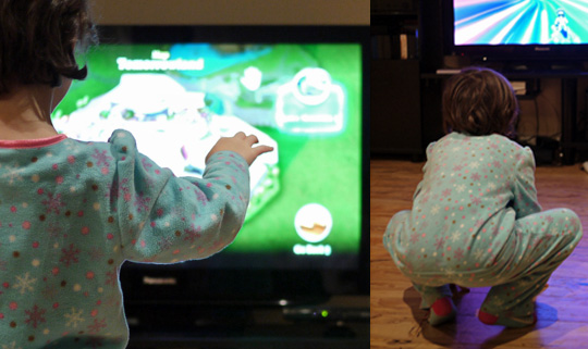 Visiter Disneyland en pyjama? On l'a fait, avec la Xbox 360 Kinect