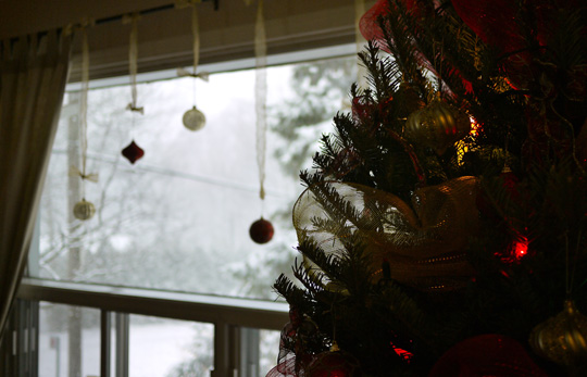 Le grand vide laissé par Noël…