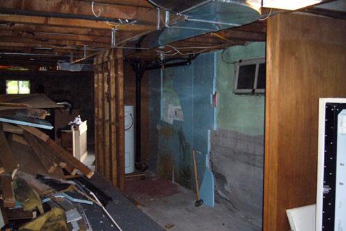 Les r novations du sous sol c 39 est parti banlieusardises - Idee renovation sous sol ...