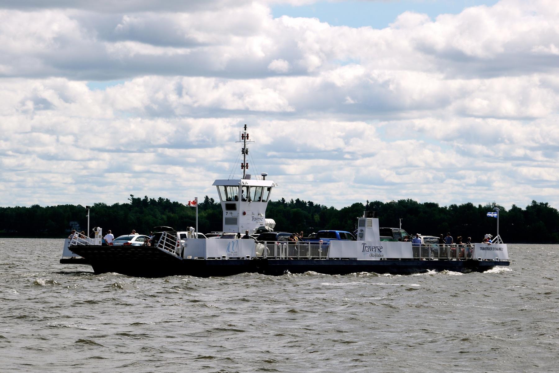 Traverse Oka-Hudson.
